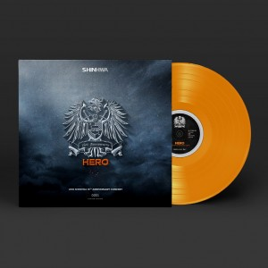 SHINHWA - 2016 SHINHWA 18th Anniversary Concert HERO Live LP